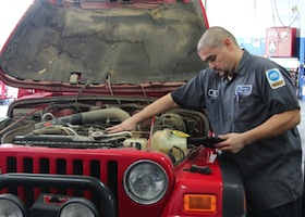 automotive electrical service