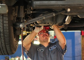 transmission service in cathedral city